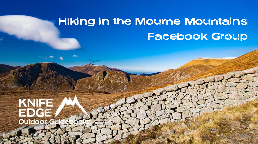 Hiking in the Mourne Mountains facebook group