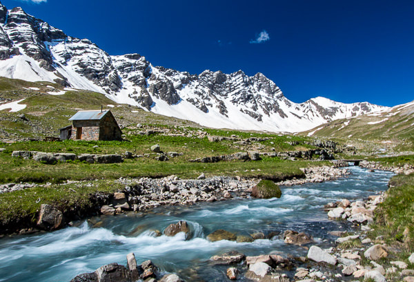 The incredible Tour of the Ecrins National Park
