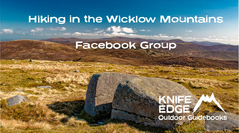 Hiking in the Wicklow Mountains Facebook group